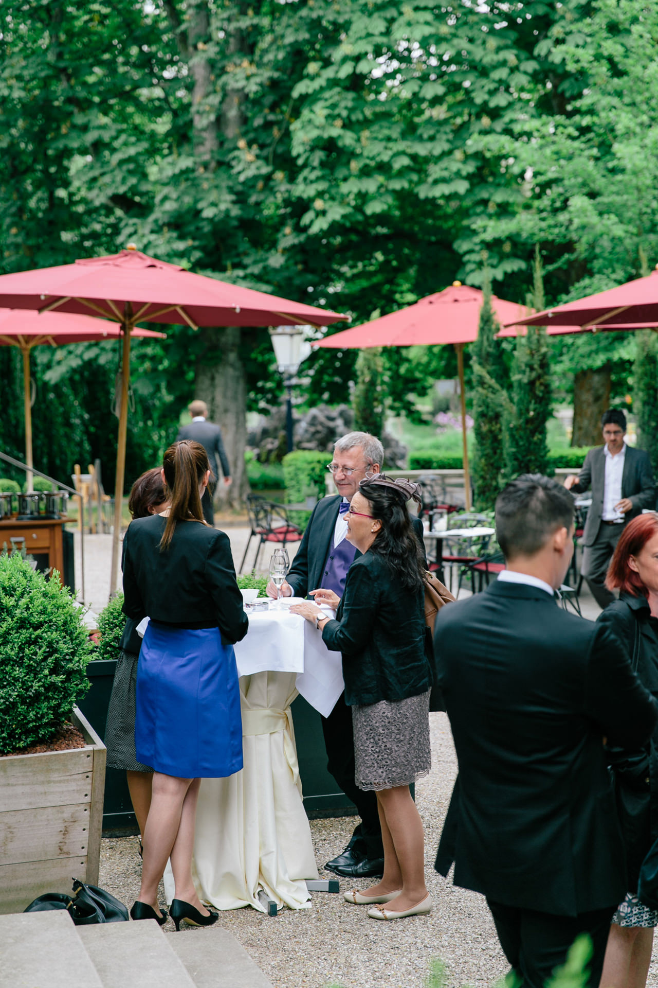 Hochzeit Ins Brenner Park Hotel