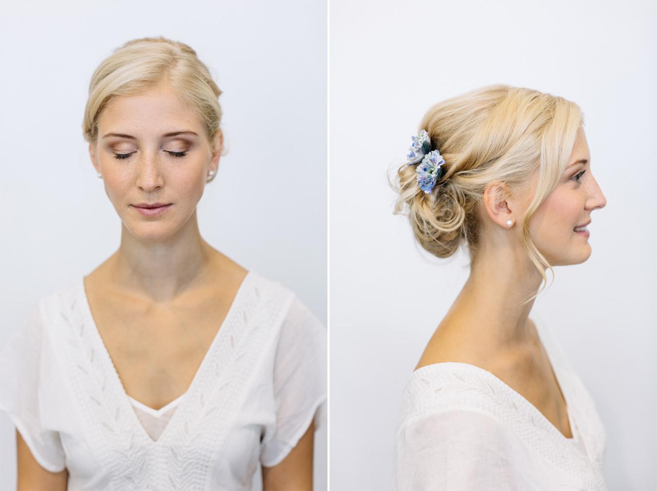 Zu Besuch Bei Den Hairstylisten Julia Hofmann